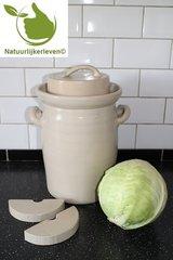 Fermentation pots (Gray-Classic)