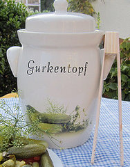 Pickling pots