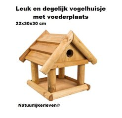 Birdhouses and Insects hotels