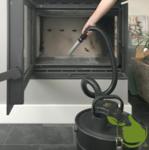 Ash vacuum cleaner 18l