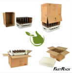 FastRack12 combo (2 dip trays)