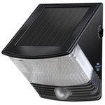 Led buitenlamp op zonne energie