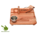 French slicer with plateau - small
