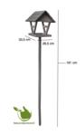 Bird feeder Vogar with standard