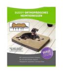 Orthopedic Dog Cushion 79x60x8cm Gray
