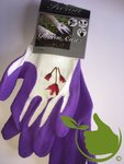 Garden Care glove lilac mt.8 (uni)