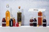 Olie, azijn, zout & zuur
