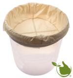 Filterzak met versterkte bodem