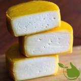 Zelfgemaakte Goudse kaas