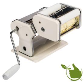 Pasta machine and ravioli maker Ecru