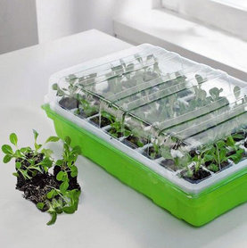 Greenhous growing kit 24 compartments x 3 pieces