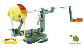 apple peeler with suction cup