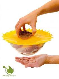 "Sunflower lid 6""/15cm from Charles Viancin"