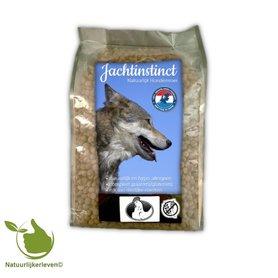 Hunting instinct Animal food | Dog Bread salmon Grain Free