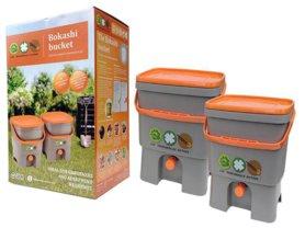Bokashi Kitchen bucket - complete set