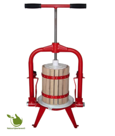 Fruit press 12 liters NAT-12BW