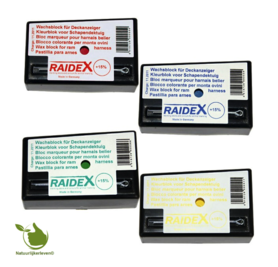 Ram block Raidex in various colors