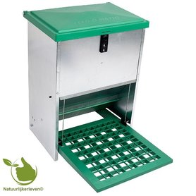 Automatic feed box 8kg