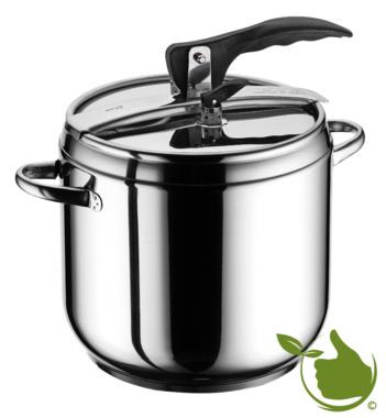 Pressure cooker 12 liter