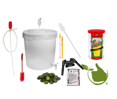Starter package brewing All-In-Lager