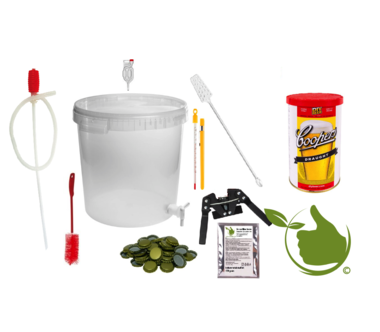 Starter package brewing All-In-Draught