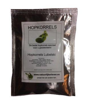 Hop pellets Lubelski
