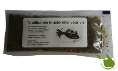 Traditional spice mix for fish
