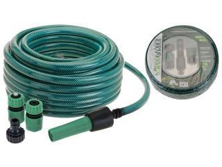 ProGarden Garden hose 20m + Accessories