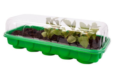Greenhous growing kit 10 compartments