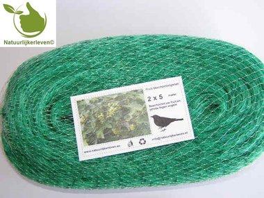 Anti-bird defence net 2x5 m