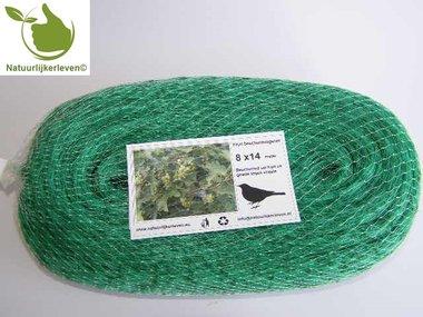 Anti-bird defence net 8x14 m