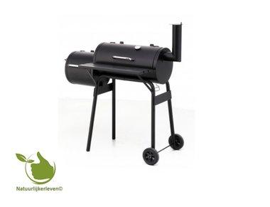 Tepro Wichita Lockable Charcoal Barbecue / Smoker