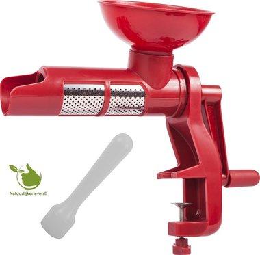 Tomato press mill