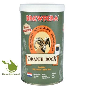 Beerkit Brewferm Oranje Bock for 12 l