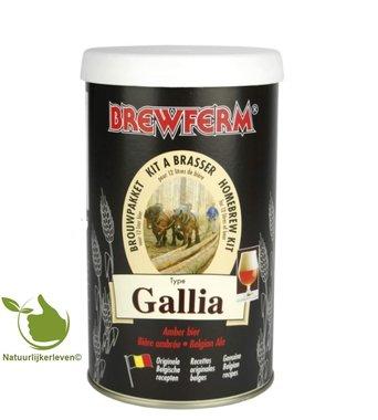 Beerkit Brewferm GALLIA Belgian Ale for 12 l