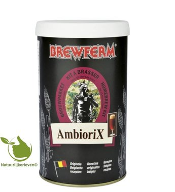 Beerkit Brewferm Ambiorix for 15 l