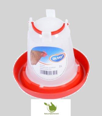 Drinker voor poultry 1 liter
