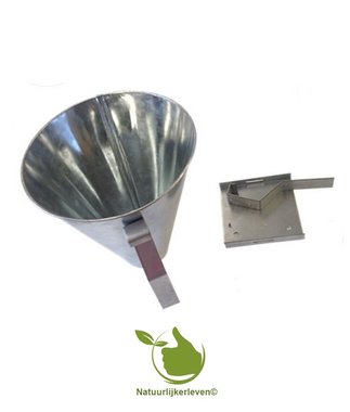 Killing cone for poultry NAT-ST2B (middel)
