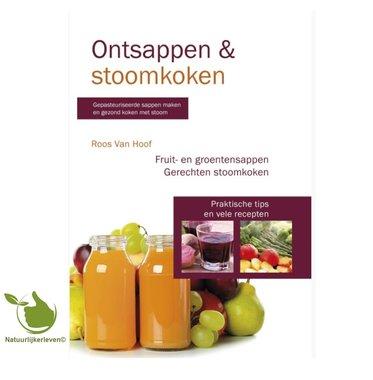 Extracting juice steaming Roos Van Hoof