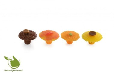 Bottle stoppers Autumn from Charles Viancin