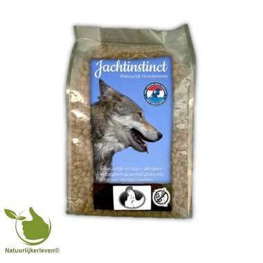 Hunting instinct Animal food | Dog Bread salmon Grain Free