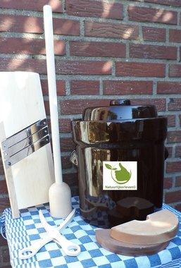 Sauerkraut starter kit 10 liter