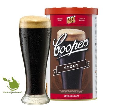 Coopers beer : Stout