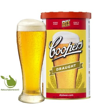 Coopers beer Draught