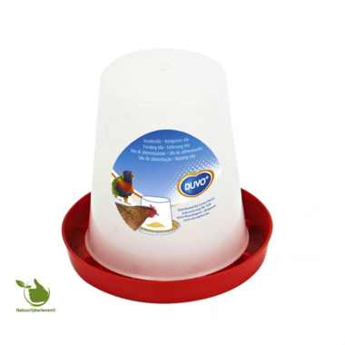 Feeding silo for poultry 1 liter - 0.65 kg