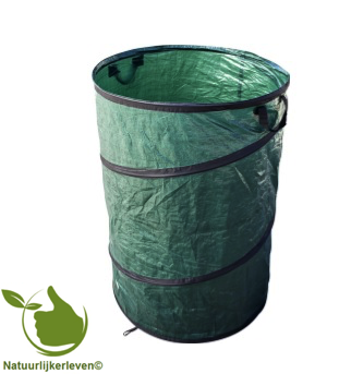 Collapsible bag for garden waste 100 liters