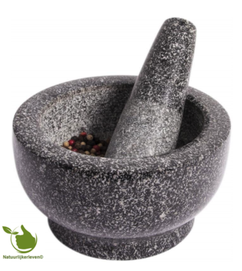 Kitchen Mortar with Pestle