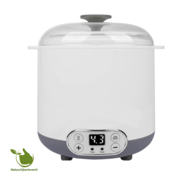 Yogurt maker, 20W, plastic