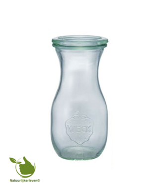 Juice bottle WECK 1/4 liter.