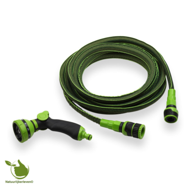 Flexible garden hose 15 meters